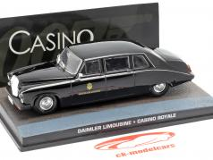 Daimler Limousine James Bond filme Casino Royale Car 1:43 Ixo