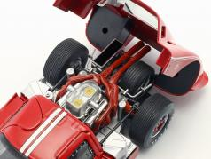 Ford GT40 MK IV #1 胜利者 24h LeMans 1967 Gurney, Foyt 1:18 ShelbyCollectibles