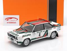 Fiat 131 Abarth #4 Winner Rallye Portugal 1978 Alen, Kivimäki 1:18 Ixo