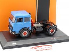Fiat 619 N1 Sattelzugmaschine Baujahr 1980 blau 1:43 Ixo