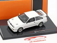 Ford Sierra RS Cosworth ano de construção 1987 branco 1:43 Ixo