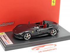 Ferrari Monza SP2 année de construction 2018 DS noir 1:43 LookSmart