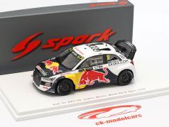 Audi S1 EKS RX quattro #5 World RX Spain 2018 Ekström 1:43 Spark