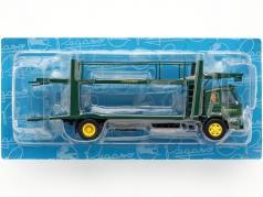 Pegaso 1060L Autotransporter Tradisa Baujahr 1970 grün 1:43 Altaya