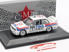 BMW M3 (E30) #7 tweevoudig winnaar Brno DTM 1992 Johnny Cecotto 1:43 CMR