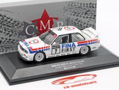 BMW M3 (E30) #7 Vencedor duplo Brno DTM 1992 Johnny Cecotto 1:43 CMR