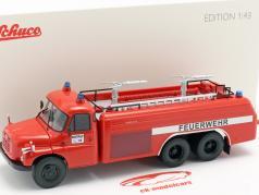Tatra T148 Feuerwehr rot 1:43 Schuco