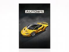 Catalogue AUTOart