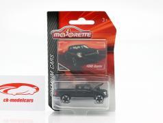 Ford F-150 Raptor estera negro 1:64 Majorette