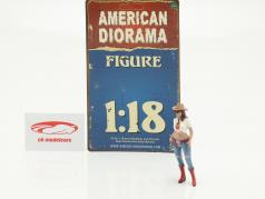 The Western Style I Figur 1:18 American Diorama