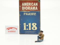 The Western Style IV Figur 1:18 American Diorama
