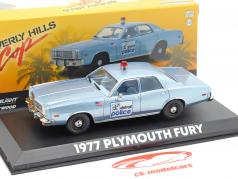 Plymouth Fury Detroit Police 1977 filme Beverly Hills Cop (1984) 1:43 Greenlight