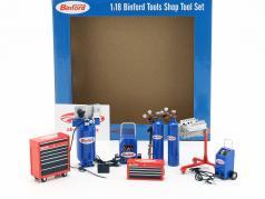 Shop værktøj sæt Binford Tools TV-serie Home Improvement (1991-99) 1:18 GMP