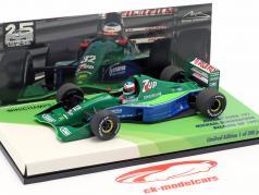 M. Schumacher Jordan J191 #32 Freies Training Belgien GP F1 1991 1:43 Minichamps