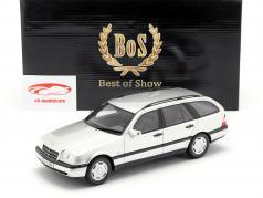 Mercedes-Benz C220 T-Model (S202) silver 1:18 BoS Models