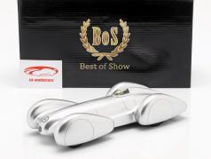 Mercedes-Benz (W154) record car 1939 silver 1:18 BoS-Models