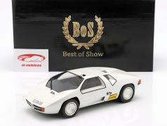 Mercedes-Benz CW 311 Buchmann Year 1978 white metallic 1:18 BoS-Models