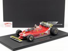 J. Scheckter Ferrari 312T4 Short Tail #11 World Champion F1 1979 1:12 GP Replicas