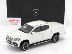Mercedes-Benz X-Klasse bering wit 1:18 Norev