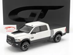 Dodge Ram 2500 Power Wagon año de construcción 2017 blanco 1:18 GT-SPIRIT