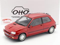 Renault Clio 16S Ph.1 ano de construção 1995 vermelho 1:12 OttOmobile