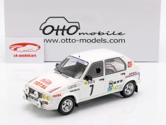Citroën Visa 1000 Pistes Gr.B #7 Rallye Monte Carlo 1985 Andruet, Peuvergne 1:18 OttOmobile