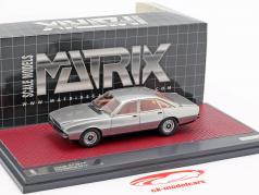Jaguar XJ 12-PF Pininfarina année de construction 1973 argent métallique 1:43 Matrix