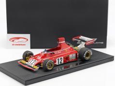 Niki Lauda Ferrari 312 B3 #12 fórmula 1 1974 1:18 GP Replicas