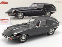 Jaguar E-Type Shooting Brake preto 1:12 Schuco