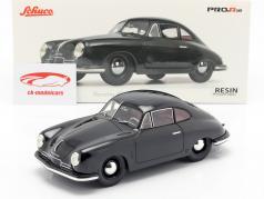 Porsche 356 Gmünd Coupe 黑 1:18 Schuco