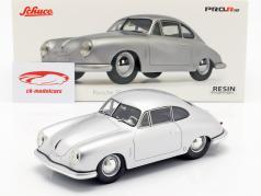Porsche 356 Gmünd Coupe 银 1:18 Schuco