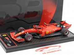 Charles Leclerc Ferrari SF90 #16 Australia GP formula 1 2019 1:43 BBR