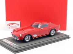 Ferrari 250 TDF ano de construção 1958 com mostruário vermelho 1:18 BBR