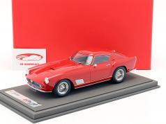 Ferrari 250 TDF Baujahr 1958 mit Vitrine rot 1:18 BBR