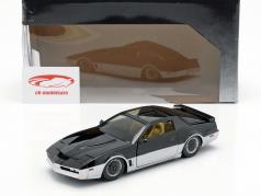 Pontiac Firebird K.A.R.R. série de TV Knight Rider (1982-1986) 1:24 Jada Toys