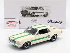 Ford Mustang #1 ATCC mester 1967 Ian Geoghegan 1:18 GMP