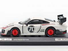 Porsche 935 #70 Spectrum Edition (基于 上 911 (991.2) GT2 RS) 1:43 Minichamps