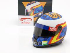 Carlos Sainz jr. McLaren MCL34 #55 formula 1 2019 helmet 1:2 Schuberth