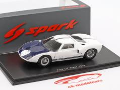 Ford GT imprensa versão 1964 1:43 Spark