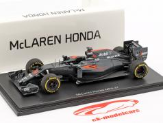 Fernando Alonso McLaren MP4-31 #14 formel 1 2016 1:43 Spark