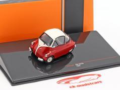 Iso Isetta year 1955 red / white 1:43 Ixo
