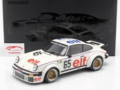 Porsche 934 Kremer Racing #65 24h LeMans 1976 Wollek, Pironi, Beaumont 1:12 Minichamps