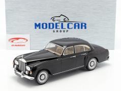 Rolls Royce Silver Cloud III Flying Spur H.J. Mulliner negro 1:18 Model Car Group