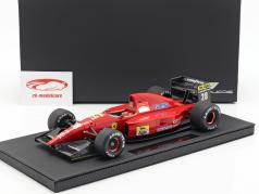 Ivan Capelli Ferrari F92A #28 formula 1 1992 1:18 GP Replicas