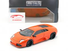Roman's Lamborghini Murcielago Movie Fast & Furious 8 (2017) orange 1:24 Jada Toys