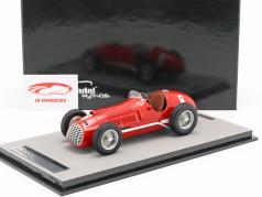 Luigi Villoresi Ferrari 275 F1 #8 French GP formula 1 1950 1:18 Tecnomodel