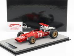 Jacky Ickx Ferrari 312 F1/68 #10 4th Dutch GP formula 1 1968 1:18 Tecnomodel