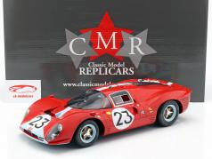 Ferrari 412 P #23 24h LeMans 1967 Attwood, Courage 1:12 CMR