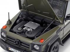 Mercedes-Benz G-Klasse (W463) 2015 militaire politie 1:18 iScale