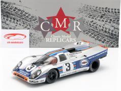Porsche 917K #3 Winner 12h Sebring 1971 Elford, Larrousse 1:18 CMR